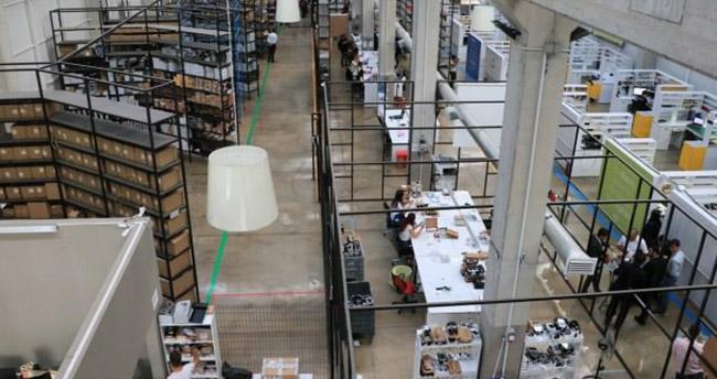 Yerli telefon markası Reeder Samsun'da fabrika açtı