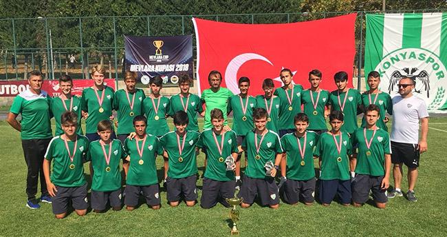2. Mevlana Kupası sona erdi