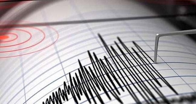 KKTC'de 4 büyüklüğünde deprem