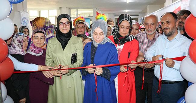 Beyşehir Belediyesi Anne ve Çocuk Kulübü hizmete açıldı