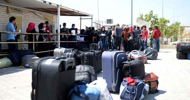 Suriye'ye dönenlerin sayısı 80 bini buldu