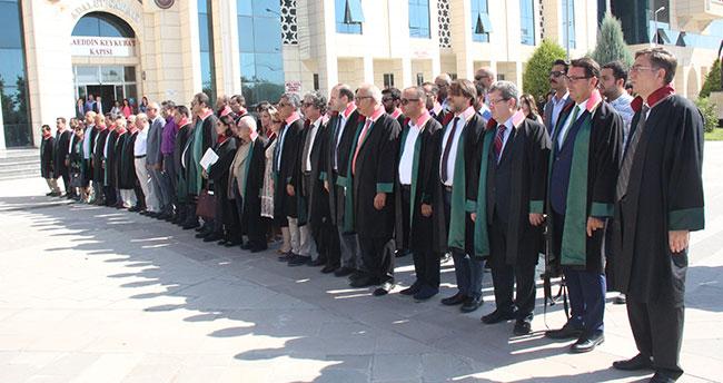 Konya Adliyesinde adli yıl açılış töreni