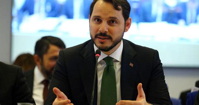 Bakan Albayrak'tan Halkbank ve enflasyon açıklaması