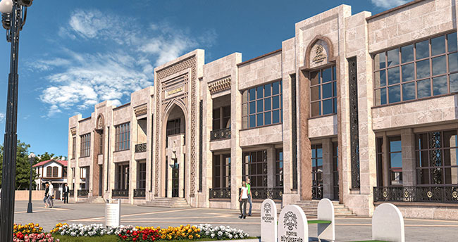 Konya'ya yeni cazibe merkezi! Payitaht Müzesi