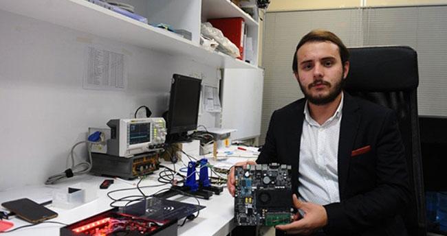 'Yerli ve Milli Anakart Ürettim'dediği cihaz Çin malı çıktı