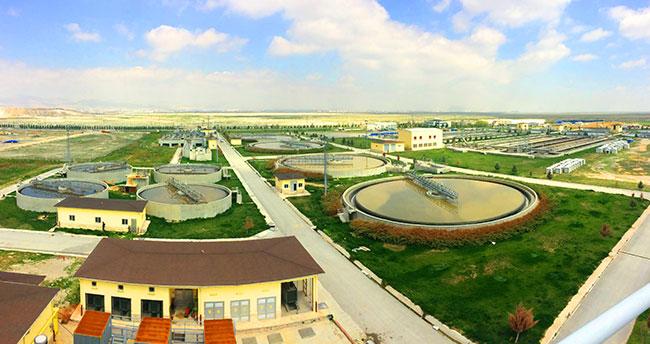 Konya'da kanalizasyondan 5 bin konutluk elektirik üretildi