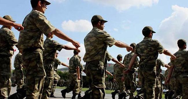 Bedelli askerlik adaylarının yerleri belli oldu