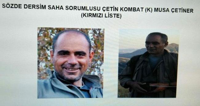 4 milyon TL ödülle aranan PKK'lı öldürüldü