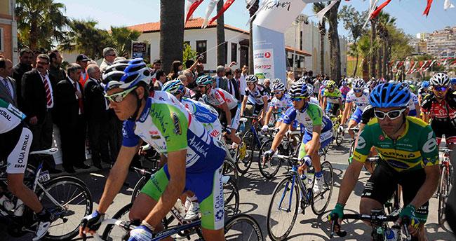 54'üncü Cumhurbaşkanlığı Bisiklet Turu Konya'dan başlayacak