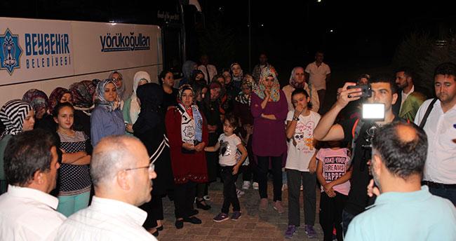 Beyşehir Belediyesi, Çanakkale'de ecdadla buluşturuyor
