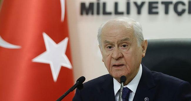 Devlet Bahçeli: Türkiye Yeni Bir Sığınmacı Akınını Kabul Edemez