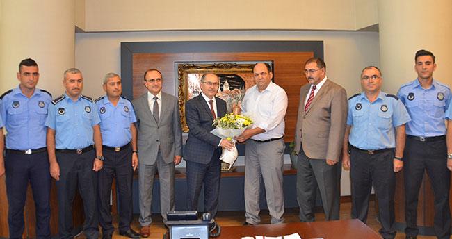 Konya zabıtası Karatay'da buluştu