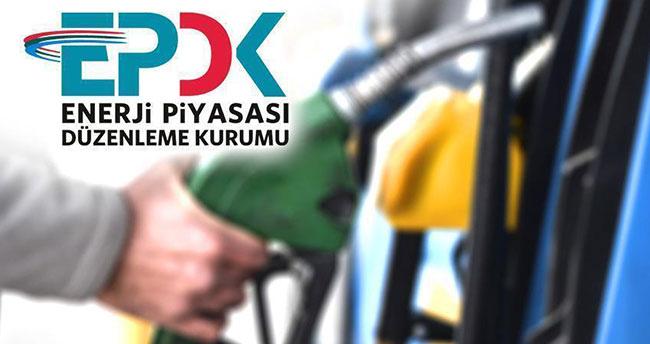 EPDK'den 13 akaryakıt istasyonuna 3,4 milyon lira ceza