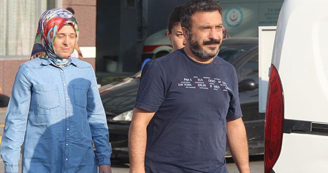 Konya'da FETÖ ablalarına operasyon: 3 gözaltı
