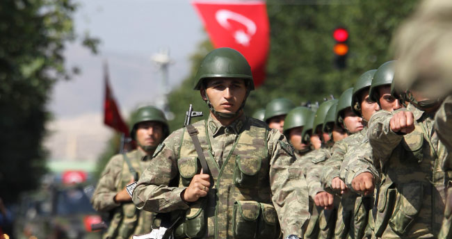 2018 askeri güç sıralamasındaTürkiye 9. sırada yer aldı
