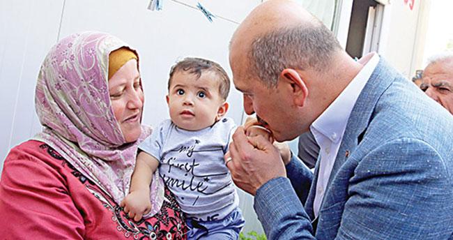 Bakan Soylu: 255 bin Suriyeli geri döndü