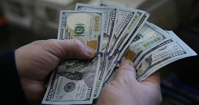 Dolar/TL son 2 haftanın en düşük seviyesini gördü