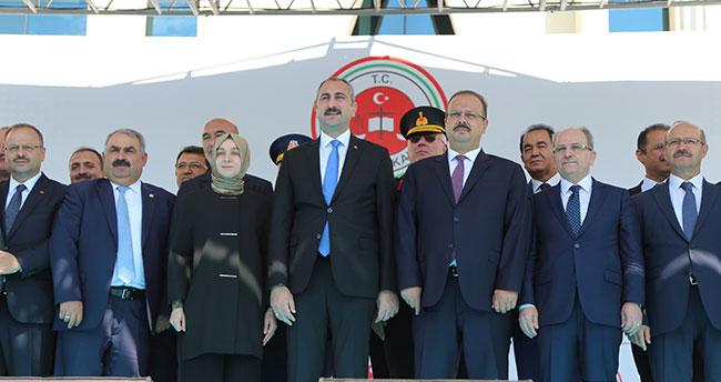 Konya Bölge İdare Mahkemesi açıldı