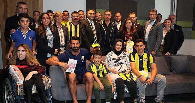 Fenerbahçe Kulübü Başkanı Koç, Konya'da