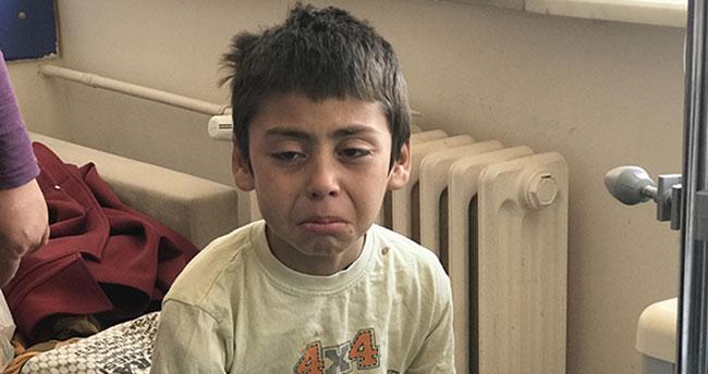 Konya'da maganda kurşunuyla yaralanan çocuk ameliyata alındı