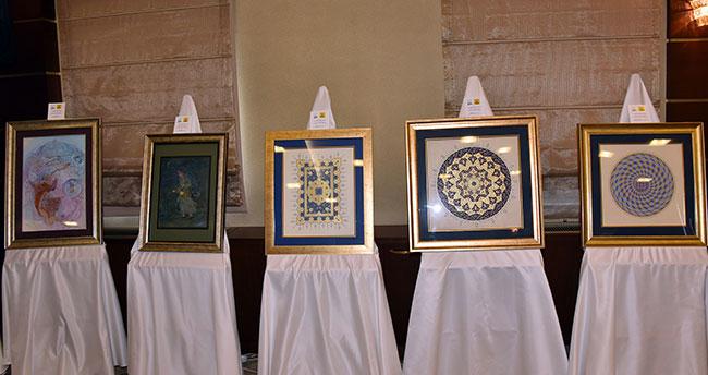 O yarışmaya birçok ülkeden nitelikli eserler katılıyor