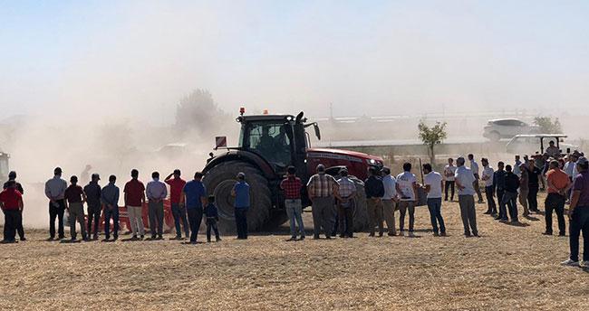 'Massey Ferguson Tarla Günleri' Konya'da yapıldı