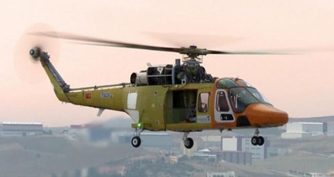 Yerli helikopter motorunda büyük başarı!