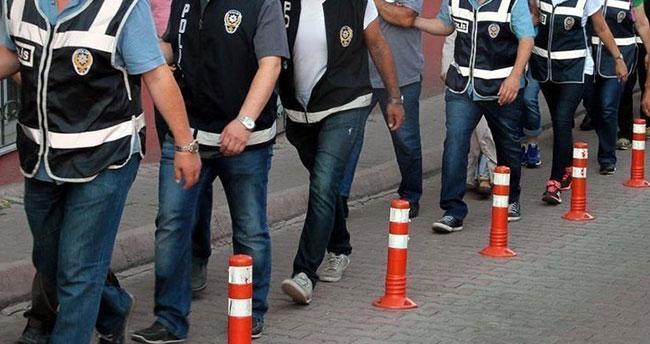 Başkent'te FETÖ operasyonu: 61 gözaltı