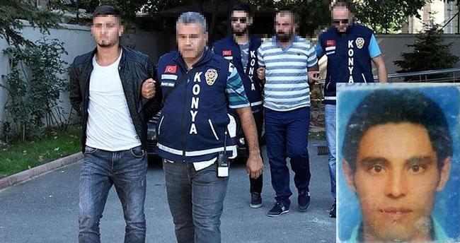 Konya'daki cinayet davasında 25 yıl hapis