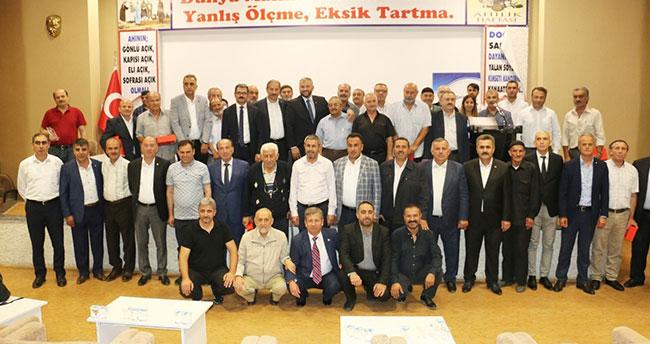Konya'da bakkal esnafı bilgilendirildi