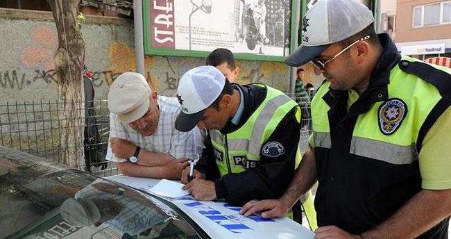 Trafiği tehlikeye düşürenlere 2,5 milyar lira ceza