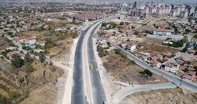 Konya'da Gazze Caddesinde sona gelindi