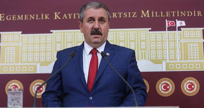 BBP'den 'idam cezası' önerisi