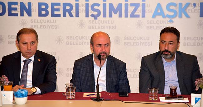 'Türkiye dünyada güçlü bir lider'