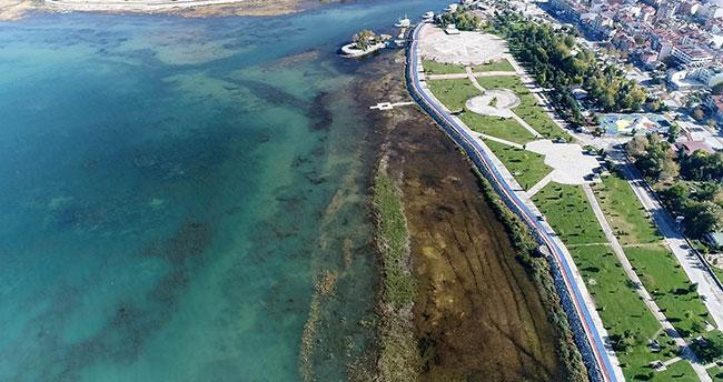 """""""Farklı kaynaklardan getirilecek sular Beyşehir Gölü'nü kurtaracak"""""""