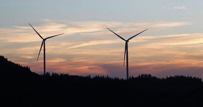 Özbekistan'ın en büyük rüzgar santraline Türk imzası