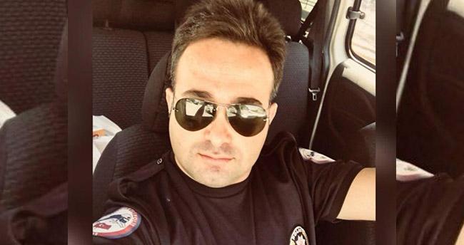 Konya'da kaza yapan polis şehit oldu