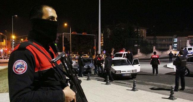 """Eş zamanlı """"Türkiye Huzur Güven Uygulaması"""" yapıldı"""