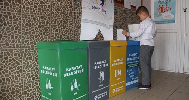 Karatay Belediyesi'nden 'Sıfır Atık Projesi'ne tam destek