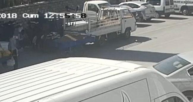 Konya'da araçtan 6 bin 500 lira çalan şüpheliler yakalandı