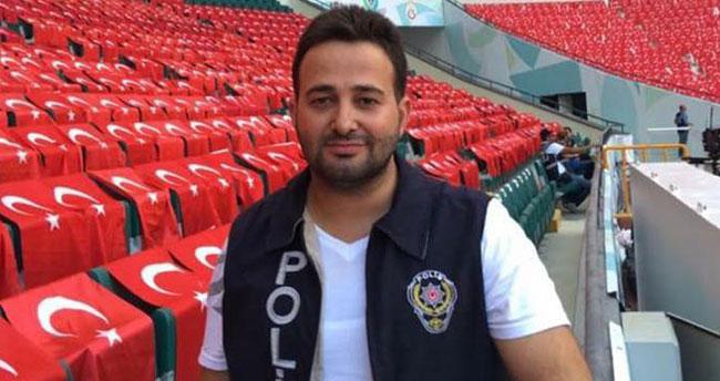 Konya'da şehit olan polisin organları 3 kişiye umut olacak