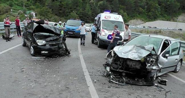 Trafik kazalarının bilançosu açıklandı: Her yıl 40 milyar TL