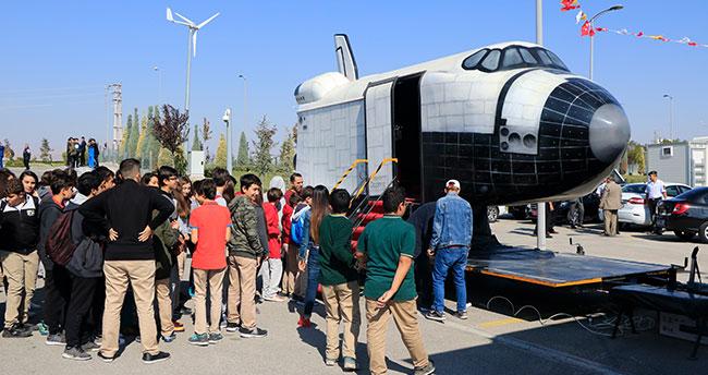 Konya 6. Bilim Festivali başladı