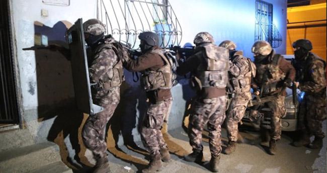6 ilde PKK operasyonu! Çok sayıda gözaltı var
