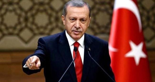 Erdoğan McKinsey polemiklerine son noktayı koydu