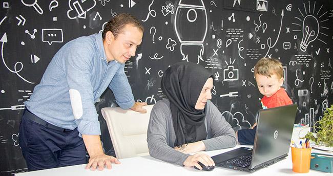 """Mühendis çift""""ten yapay zeka ve siber güvenlik yazılımları"""