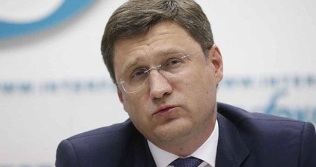 Rus Bakan Türk Akımı'nın müjdesini verdi! 2020'de aktif hale geçiyor