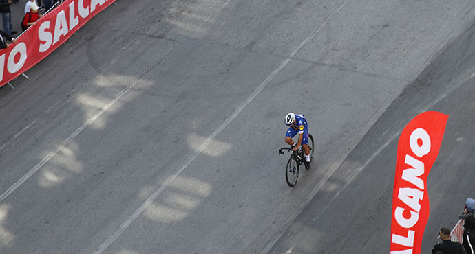 Türkiye Bisiklet Turu'nun ilk etap birincisi belli oldu