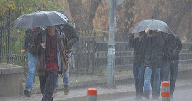 Konya ve çevresine sağanak yağış uyarısı!