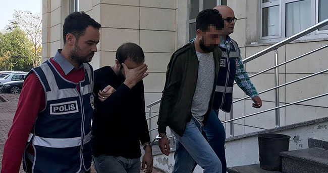 Konya'da 3 dolandırıcı tutuklandı